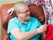 Patients Overjoyed with ZipShirts at VA Hospital!